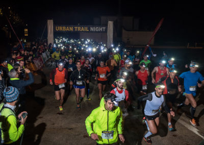 Urban Trail Night Eurocidade 2016